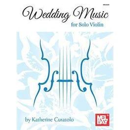 Mel Bay Wedding Music for Solo Violin (Book)