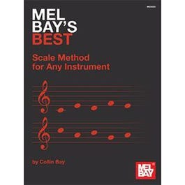 Mel Bay Mel Bay's Best Scale Method for Any Instrument (Book)
