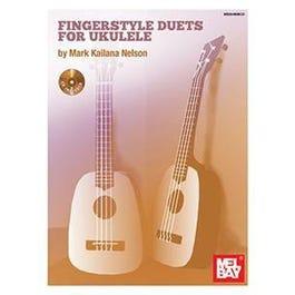Image for Fingerstyle Duets for Ukulele (Book/CD Set) from SamAsh