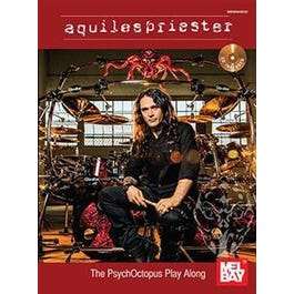 Image for Aquiles Priester: The PsychOctopus Play Along (Book/CD Set) from SamAsh