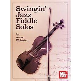 Mel Bay Swingin' Jazz Fiddle Solos (Book)