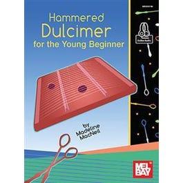 Mel Bay Hammered Dulcimer for the Young Beginner (Book + Online Audio)