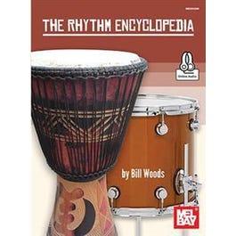 Mel Bay Rhythm Encyclopedia (Book + Online Audio)