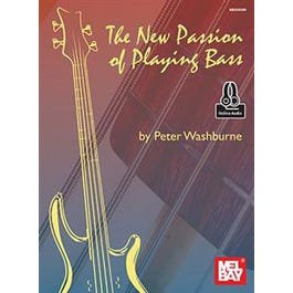 Mel Bay New Passion of Playing Bass (Book + Online Audio