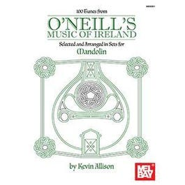 Hal Leonard 100 Tunes from O'Neill's Music of Ireland (Book)