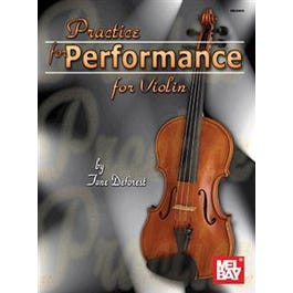 Mel Bay Practice for Performance for Violin (Book)