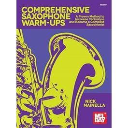 Mel Bay Comprehensive Saxophone Warm-Ups (Book)