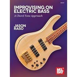 Mel Bay Improvising on Electric Bass (Book)