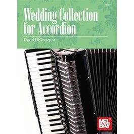 Mel Bay Wedding Collection for Accordion (Book)