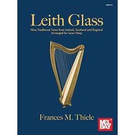 Mel Bay Leith Glass (Book)England Arranged for Lever Harp