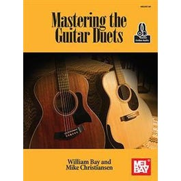 Mel Bay Mastering the Guitar Duets (Book + Online Audio)