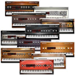 Image for Electric Keys Virtual Instrument from SamAsh