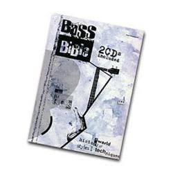 Image for Bass Bible Book & CD from SamAsh