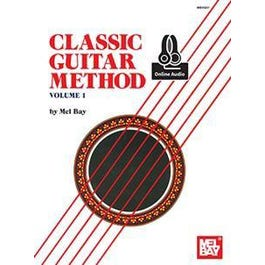 Image for Classic Guitar Method