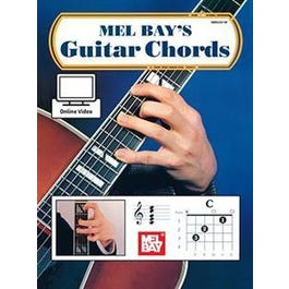 Image for Guitar Chords (Book + Online Video) from SamAsh