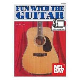 Image for Fun with the Guitar (Book + Online Audio/Video) from SamAsh