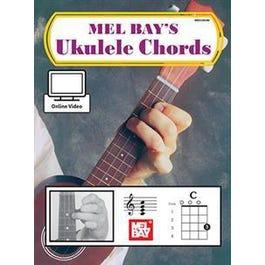 Mel Bay Ukulele Chords (Book + Online Video)