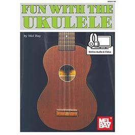 Image for Fun with the Ukulele (Book + Online Audio/Video) from SamAsh