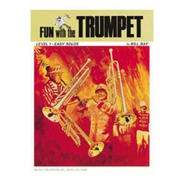 Image for Fun with the Trumpet Level 1 Easy Solos from SamAsh
