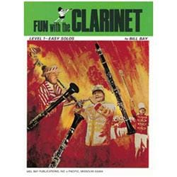 Image for Fun with the Clarinet from SamAsh