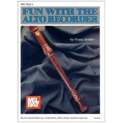 Image for Fun with the Alto Recorder from SamAsh