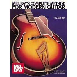Mel Bay Complete Method for Modern Guitar (Book)