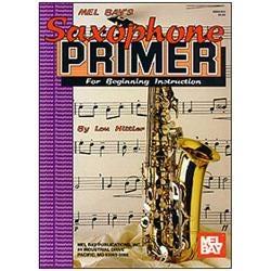 Image for Saxophone Primer from SamAsh