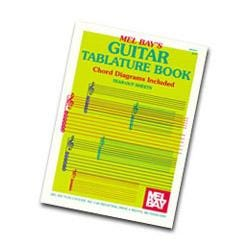 Image for Guitar Tablature Book from SamAsh