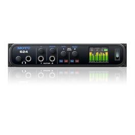 Image for 624 Thunderbolt/USB3/AVB Audio Interface from SamAsh