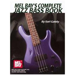 Image for Complete Jazz Bass Book from SamAsh