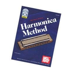 Image for Deluxe Harmonica Method Book from SamAsh