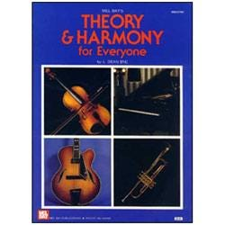 Image for Theory & Harmony for Everyone from SamAsh