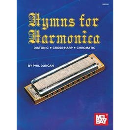 Image for Hymns for Harmonica (Book) from SamAsh