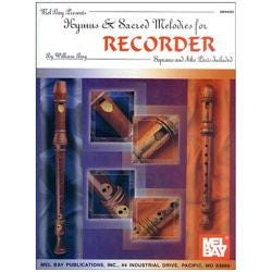 Image for Hymns & Sacred Melodies for Recorder from SamAsh