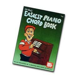 Image for Easiest Piano Chord Book from SamAsh