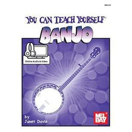 Image for You Can Teach Yourself Banjo (Book + Online Audio/Video) from SamAsh