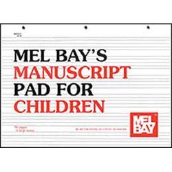 Image for Manuscript Pad for Children (Book) from SamAsh