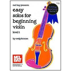 Image for Easy Solos for Beginning Violin Lev.1- Book + Insert from SamAsh