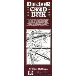 Mel Bay Dulcimer Chord Book (Book)