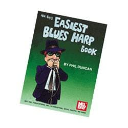 Image for Easiest Blues Harp Book from SamAsh
