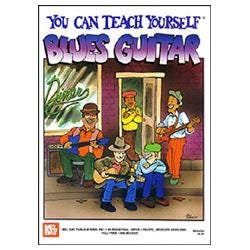 Image for You Can Teach Yourself Blues Guitar DVD from SamAsh
