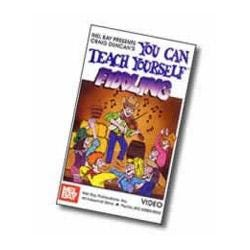 Image for You Can Teach Yourself Fiddling DVD from SamAsh