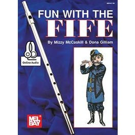 Image for Fun with the Fife (Book + Online Audio) from SamAsh