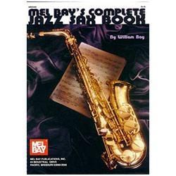 Image for Complete Jazz Sax Book from SamAsh