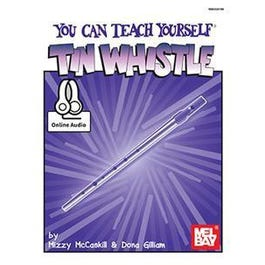 Image for You Can Teach Yourself Tin Whistle (Book + Online Audio) from SamAsh