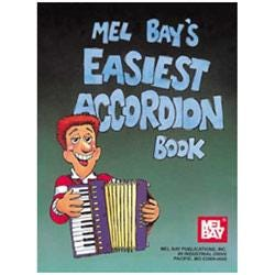 Image for Easiest Accordion Book from SamAsh