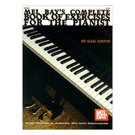 Image for Complete Book of Exercises for the Pianist from SamAsh