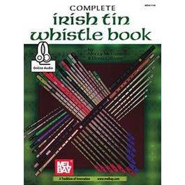 Mel Bay Complete Irish Tin Whistle (Book + Online Audio)