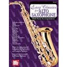 Mel Bay Easy Classics for Alto Saxophone