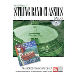 Image for String Band Classics for Banjo (Book and CD) from SamAsh